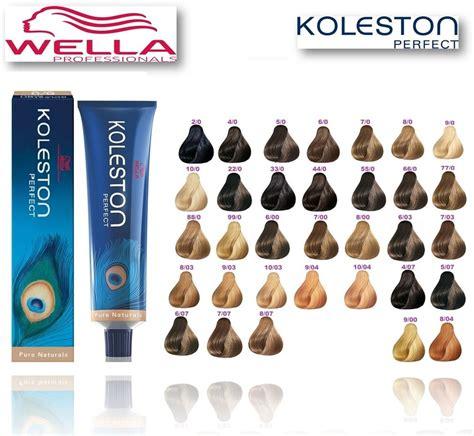 koleston perfect hair dye color wella koleston perfect 100 genuine pure naturals