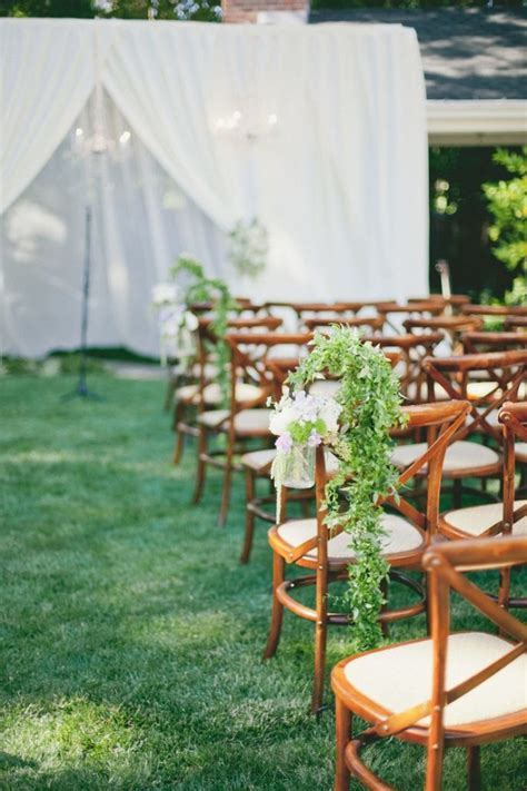 Outdoor wedding ceremony chair arrangements,Aisle ideas