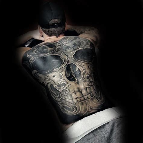 3d skull tattoos designs 3d skull for style designs