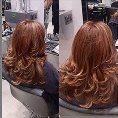 long layered haircut blow dry with lots of volume 1000 images about hair straightening kayandkompany