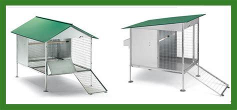 gabbie per polli da esterno ricoveri per polli e galline idee green