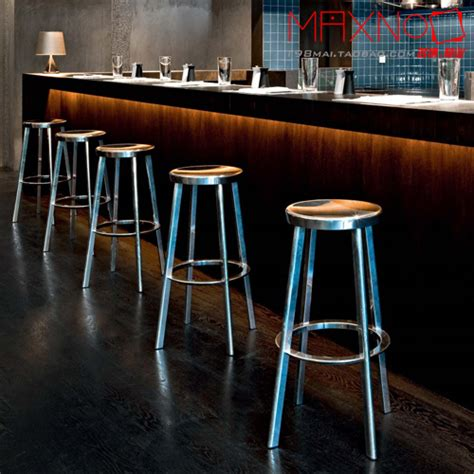 Ikea Bar Stools Metal by Nordic Ikea Stainless Steel Metal Bar Stool Bar Stool Ktv