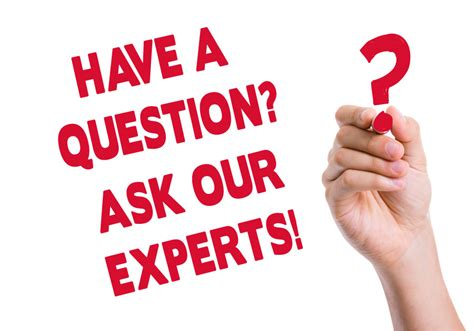 Questions About Experts You Must The Answers To 2 by Ask The Experts Get Answers To Your Questions