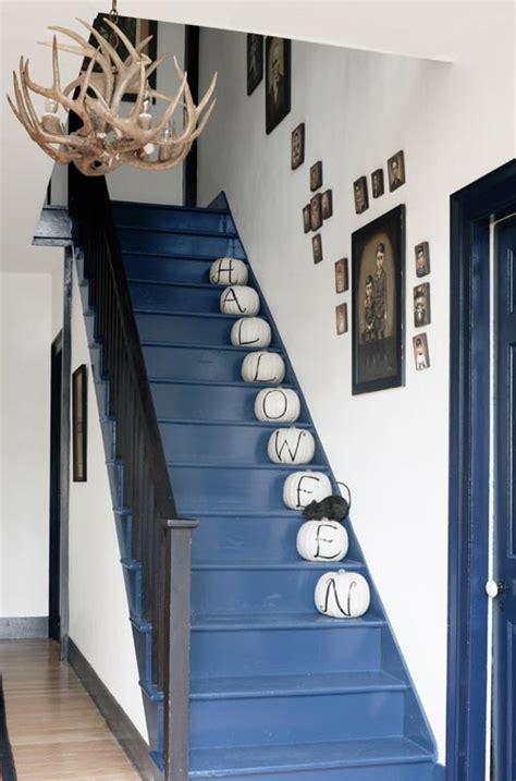stairway decor 14 pumpkin decorating ideas my life and kids