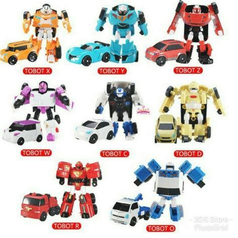 Baju Setelan Anak Perempuan Tobot Sp5640 robot tobot toys collectibles mainan di carousell
