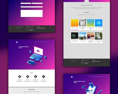 my own download free best themes collection for free portfolio website templates psd download download psd