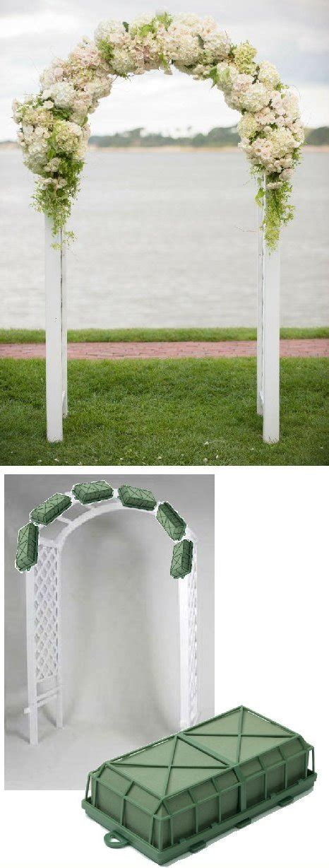 Wedding Arch Used by Wedding Arch Flowers Foam Cages For Arch Flowers