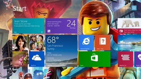 movie themes for windows 8 1 2014 the lego movie theme for windows 7 and 8 8 1 ouo themes