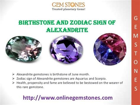 what color is june june birthstone alexandrite pearl color