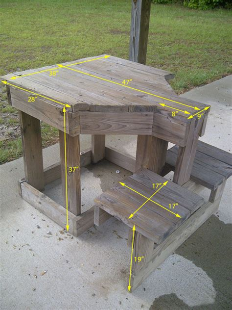 portable shooting bench building plans portable shooting bench plans image mag