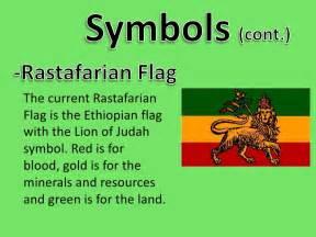 rasta colors meaning jamaica