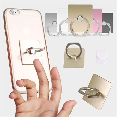 rotating finger ring stand grip holder car mount  iphone mobile cellphone ebay