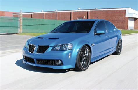 Pontiac G8 Gt Performance by G8 Gt Review Autos Post