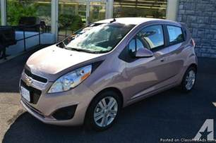 Chevrolet Spark Gas Mileage 2013 Chevy Spark Great Gas Mileage Only 6k