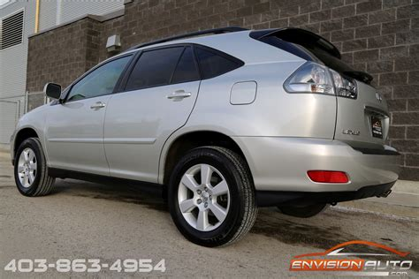 lexus awd hatchback 2005 lexus rx330 awd premium envision auto calgary