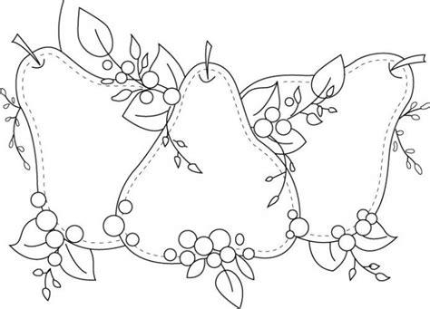 imagenes para pintar en tela dibujos de frutas para pintura en tela imagui