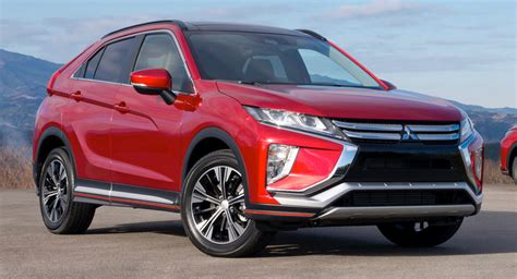new eclipse car all new 2018 mitsubishi eclipse cross is here to take on
