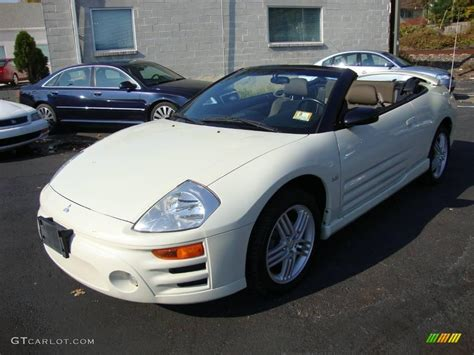 eclipse mitsubishi 2005 2005 mitsubishi eclipse spyder information and photos