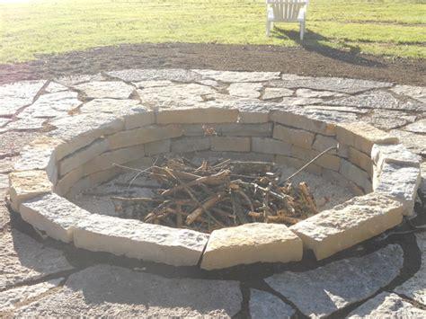 Firepit Stones Bob S Grading Lannon Pit
