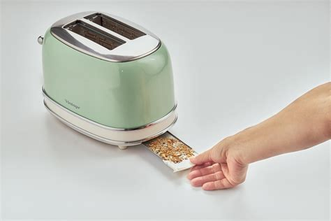 toast senza tostapane vintage toaster 2 slice ariete en