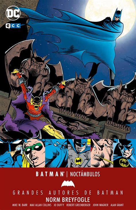 grandes autores de batman grandes autores de batman norm breyfogle noct 225 mbulos ecc c 243 mics
