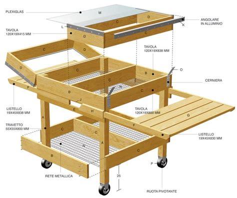 come fare una cassetta di legno orto in cassetta come costruire il banchetto fai da te