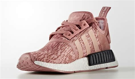 adidas nmd  primeknit raw pink release date  sole collector