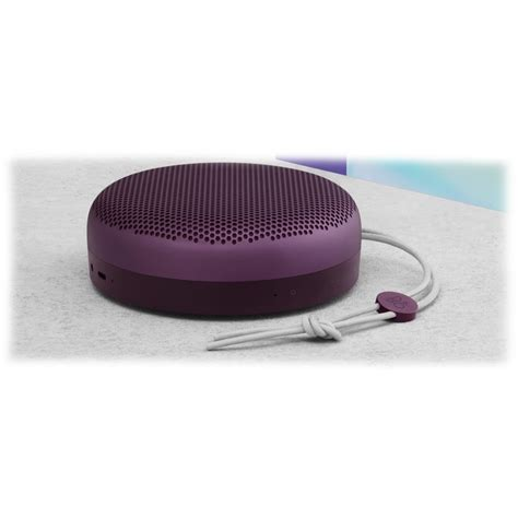 Olufsen Beoplay A1 Portable Speaker Violet Olufsen B O Play Beoplay A1 Violet Portable