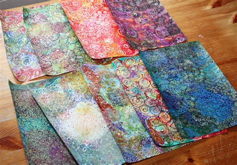 Your Own Paper - how to make your own patterned paper