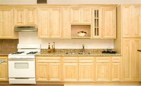 Kitchen Cabinets Maple Wood Maple Kitchen Cabinets Granite