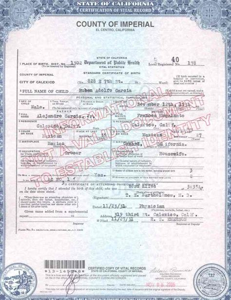 California Birth And Records Birth Certificates Ventura County California Free Jainduddiut