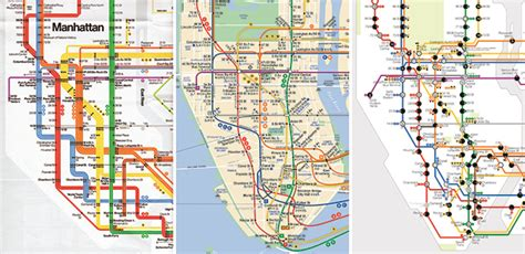map subway new york city a new subway map for new york city metropolis