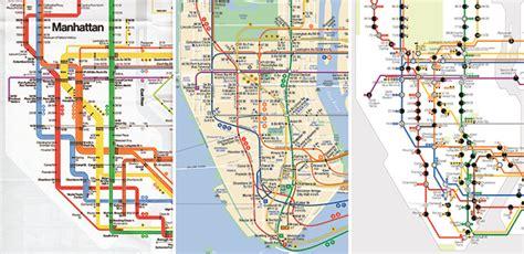 subway map new york city manhattan a new subway map for new york city metropolis