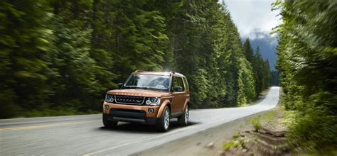 used land rover discovery land rover discovery named best used suv just british
