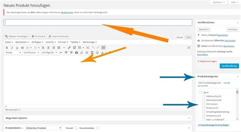 wordpress tutorial kategorien neues produkt1 werbeagentur in salzburg 214 sterreich