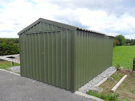 Steel Sheds Ireland by Steel Sheds Ireland Dublin Wicklow Wexford Sheds Fencing
