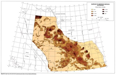 When Was The Interior Plains Formed by Saskatchewan Geology Map Related Keywords Suggestions Saskatchewan Geology Map