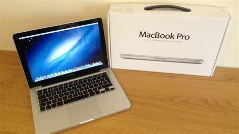Macbook Pro Januari macbook pro 13 quot unboxing late 2012