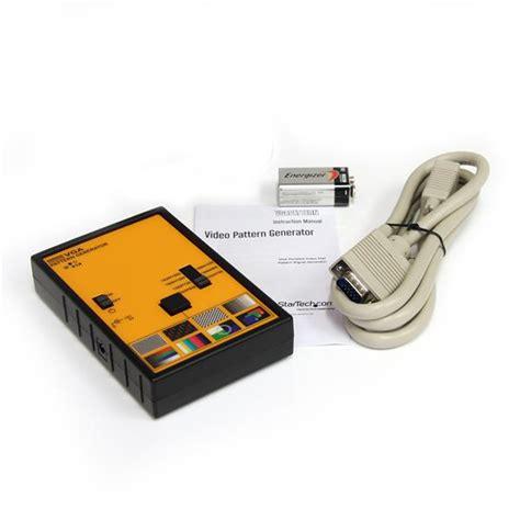 pattern maker 4 06 portable eng portable video signal generator vga test pattern