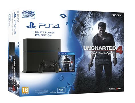 Unchartes 4 A Thiefs End Ps4 ps4 1tb console uncharted 4 a thief gameszone
