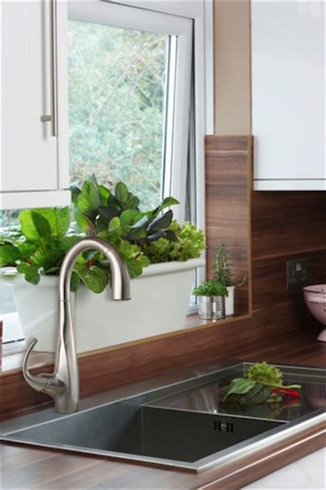 kitchen herb kitchen solutions herb window boxes pfister faucets
