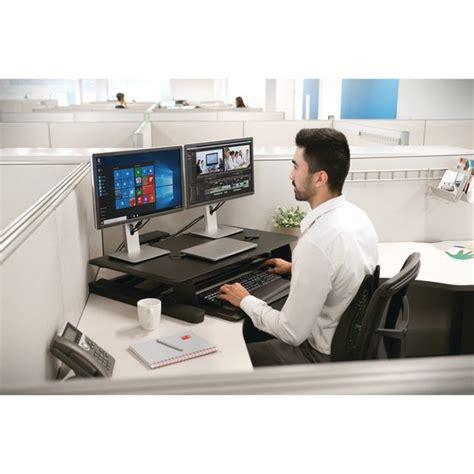 bureau position debout kensington produits ergonomie bureaux 224 position