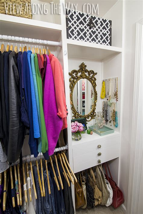 Girly Closets by Girly Glam Closet Makeover Reveal View Along The Way