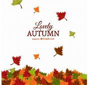 Mooie Herfst Achtergrond  Download Gratis Vector