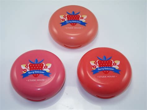 Etude House Berry Delicious Color In Fit Sle discussion what s the best ab blush you ve had