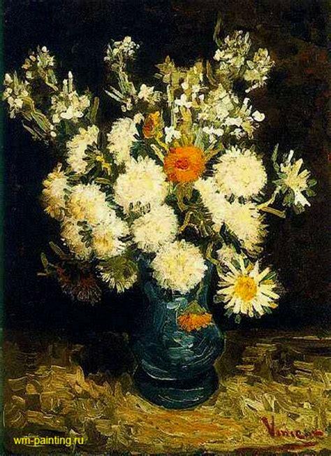 Van Gogh Flowers In Vase Vincent Van Gogh On Pinterest Van Gogh Vase And Starry