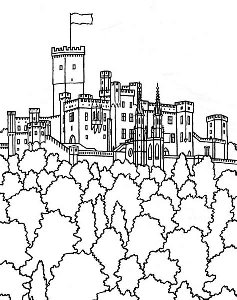 german castle coloring page 41 best images about germany with kids on pinterest