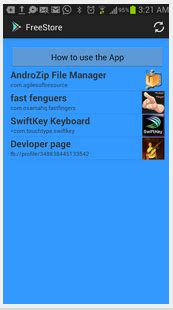free store apk free store 2 9 0 apk how to install freestore in android