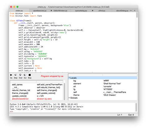 layout editor python issue 9262 idle revise or replace tabbedpages for multi