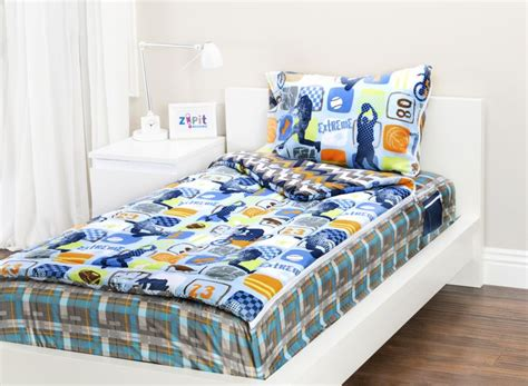 zipit bedding com zipit bedding mix n match with extreme sports and wild